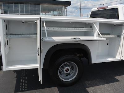 2021 Sierra 3500 Crew Cab 4x2,  Monroe Truck Equipment MSS II Service Body #FG9617 - photo 13