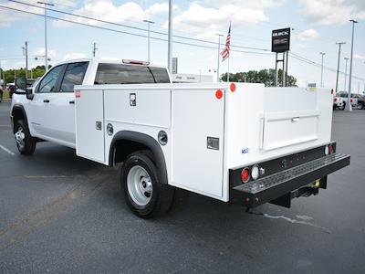 2021 Sierra 3500 Crew Cab 4x2,  Monroe Truck Equipment MSS II Service Body #FG9617 - photo 27