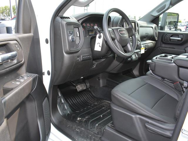 2021 Sierra 3500 Crew Cab 4x2,  Monroe Truck Equipment MSS II Service Body #FG9785 - photo 4