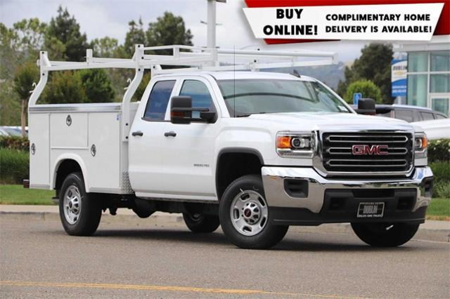 2019 GMC Sierra 2500 Double Cab 4x2, Royal Service Body #23672 - photo 1