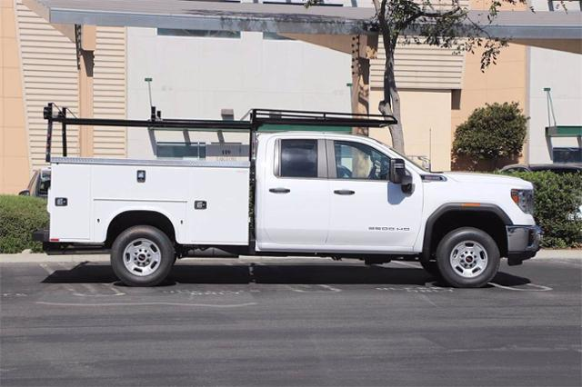 2020 GMC Sierra 2500 Double Cab RWD, Service Body #24455 - photo 2