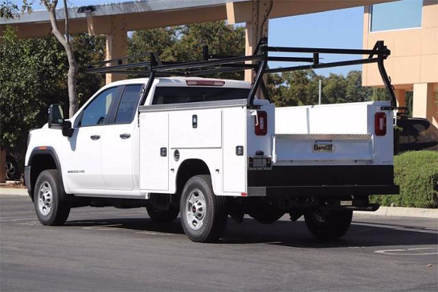 2020 GMC Sierra 2500 Double Cab RWD, Service Body #24455 - photo 7