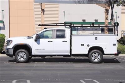 2020 GMC Sierra 2500 Double Cab RWD, Service Body #24455 - photo 8