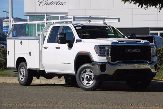 2020 GMC Sierra 2500 Double Cab 4x2, Royal Service Body #24654 - photo 1