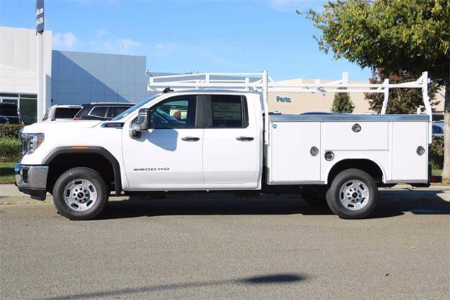 2020 GMC Sierra 2500 Double Cab 4x2, Royal Service Body #24654 - photo 10