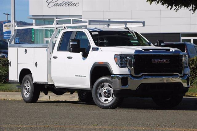 2020 GMC Sierra 2500 Double Cab 4x2, Royal Service Body #24654 - photo 4