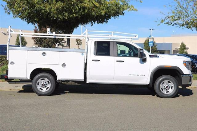 2020 GMC Sierra 2500 Double Cab 4x2, Royal Service Body #24654 - photo 5