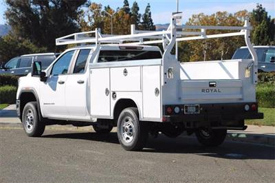 2020 GMC Sierra 2500 Double Cab 4x2, Royal Service Body #24654 - photo 8