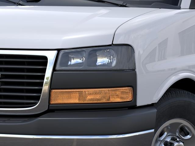 2021 GMC Savana 2500 4x2, Knapheide KVE Upfitted Cargo Van #24869 - photo 38