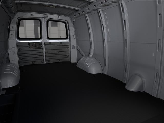 2021 GMC Savana 2500 4x2, Knapheide KVE Upfitted Cargo Van #24869 - photo 44
