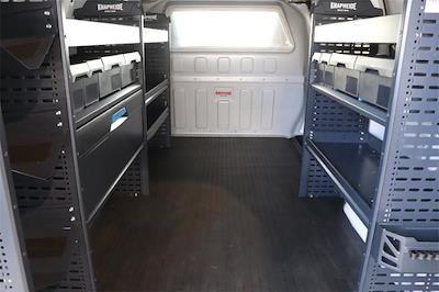 2021 GMC Savana 2500 4x2, Knapheide KVE Upfitted Cargo Van #24869 - photo 16