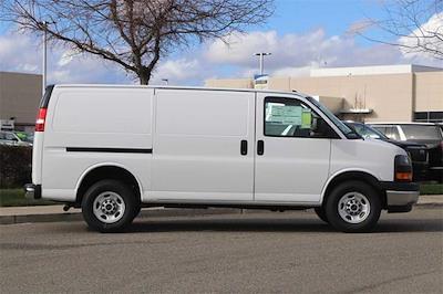 2021 GMC Savana 2500 4x2, Knapheide KVE Upfitted Cargo Van #24869 - photo 3