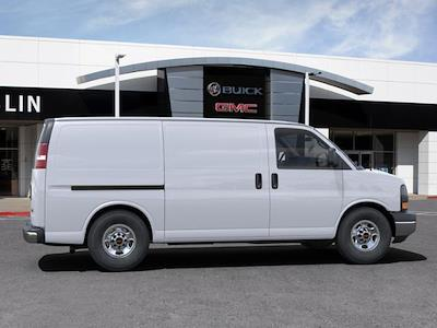 2021 GMC Savana 2500 4x2, Knapheide KVE Upfitted Cargo Van #24869 - photo 35