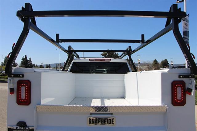 2021 GMC Sierra 2500 Double Cab 4x2, Knapheide Steel Service Body #25013 - photo 12