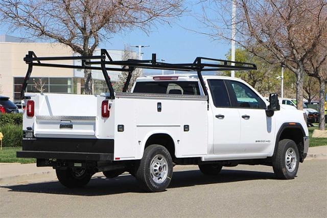 2021 GMC Sierra 2500 Double Cab 4x2, Knapheide Service Body #25013 - photo 1