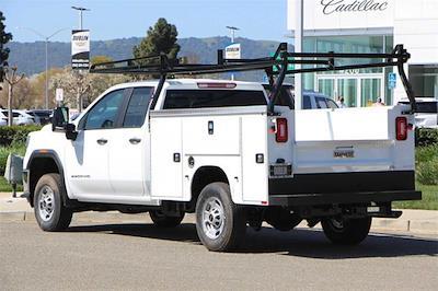 2021 GMC Sierra 2500 Double Cab 4x2, Knapheide Steel Service Body #25013 - photo 9