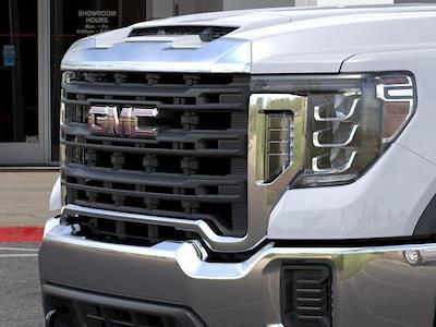 2021 Sierra 2500 Double Cab 4x2,  Knapheide Steel Service Body #25210 - photo 11