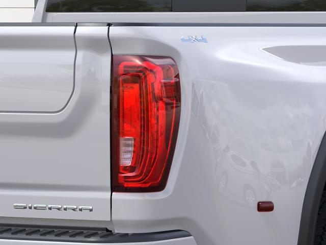 2021 GMC Sierra 3500 Crew Cab 4x4, Pickup #25317 - photo 9