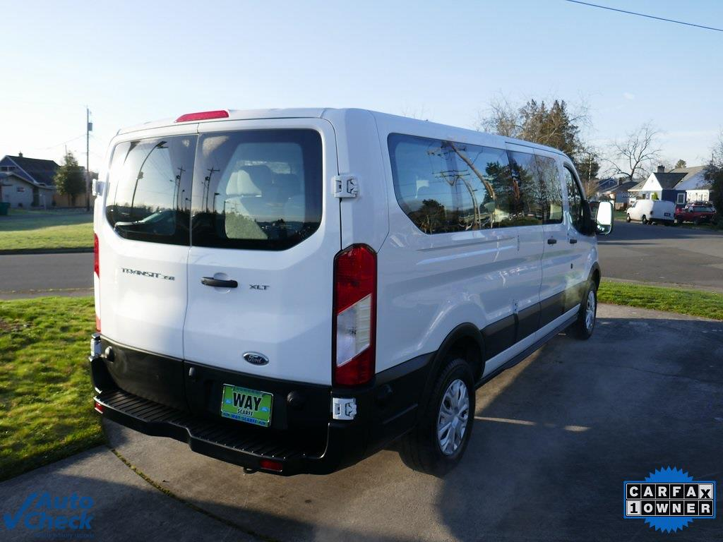 2019 Ford Transit 350 Low Roof 4x2, Passenger Wagon #A37530 - photo 1