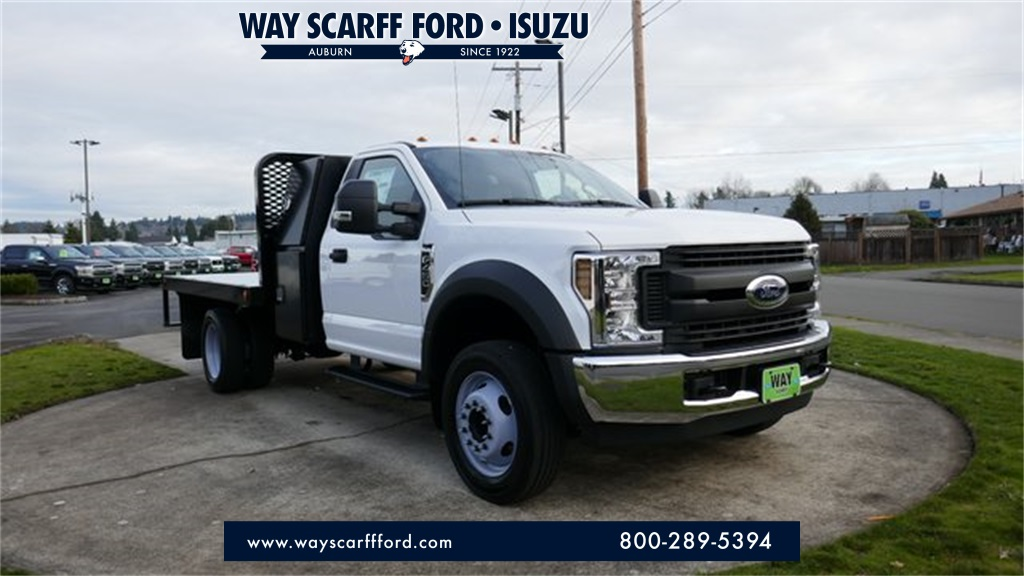 2019 Ford F-450 Regular Cab DRW 4x2, Cab Chassis #X27080 - photo 1