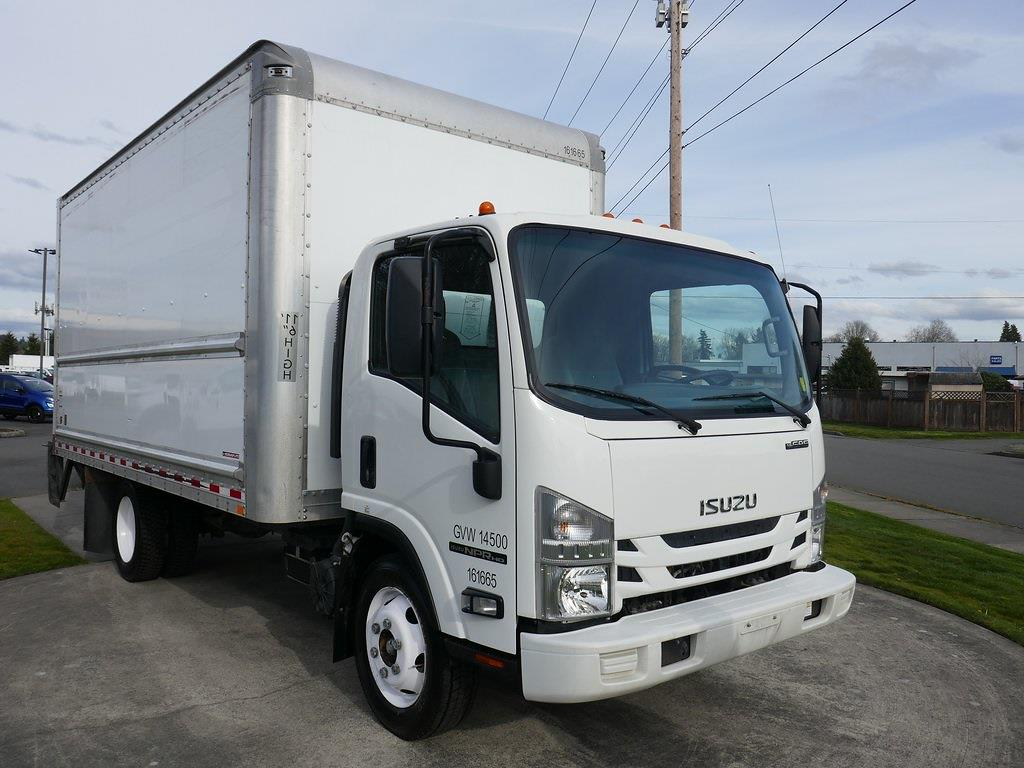 2016 Isuzu NPR Regular Cab 4x2, Dry Freight #A38220 - photo 1