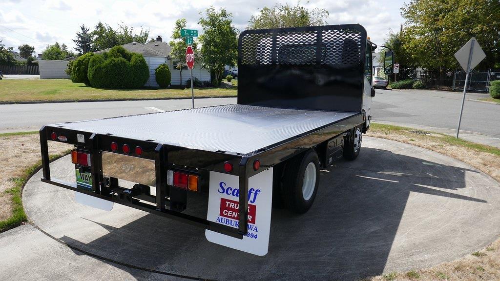 2021 Isuzu NPR-HD Regular Cab 4x2, Scelzi Platform Body #A76410 - photo 1