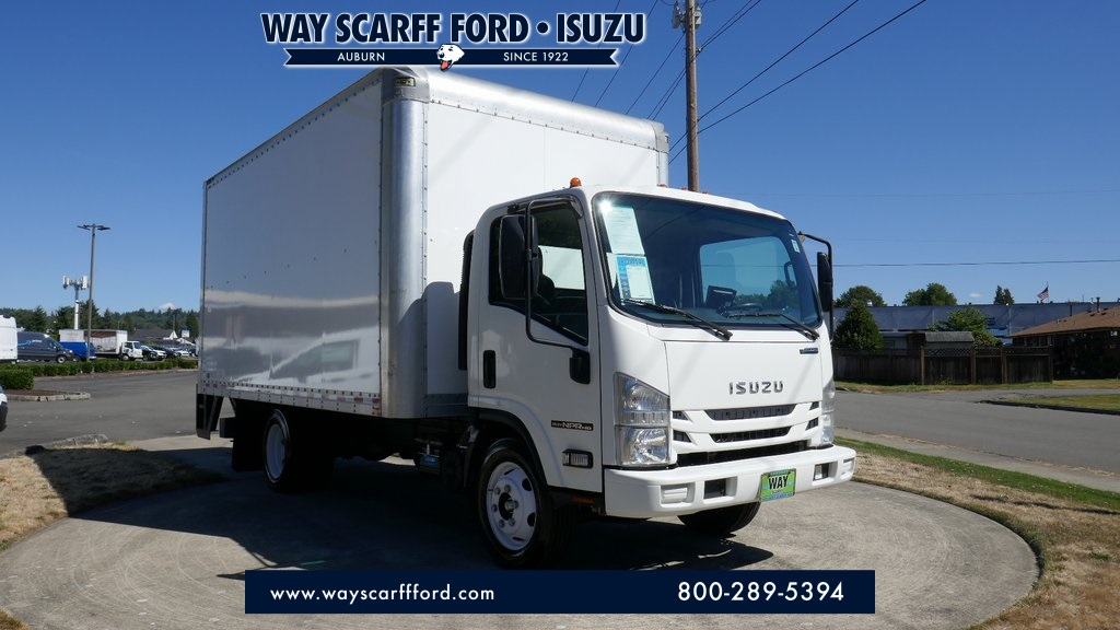 2016 Isuzu NPR Regular Cab 4x2, Dry Freight #Y35230 - photo 1