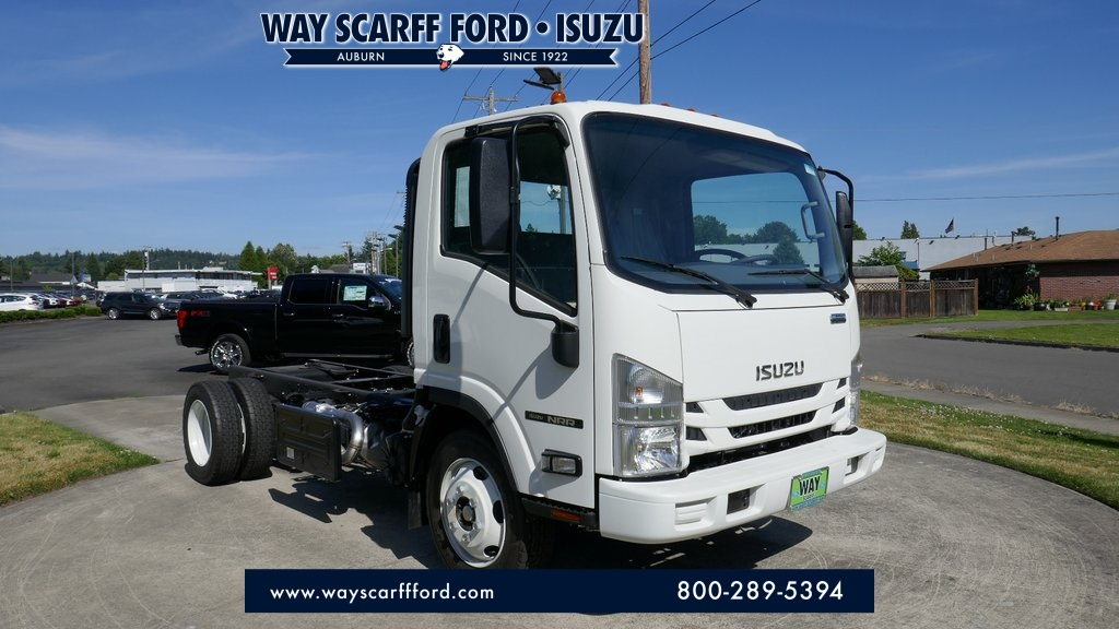 2020 Isuzu NRR Regular Cab 4x2, Cab Chassis #Y76360 - photo 1