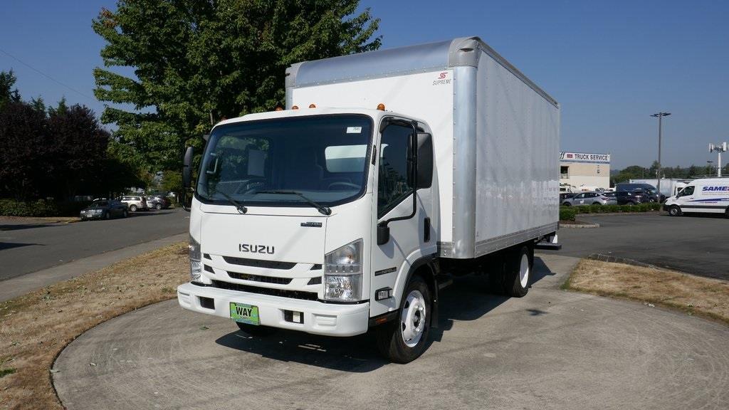 2020 Isuzu NPR-HD Regular Cab 4x2, Summit Dry Freight #Y76450 - photo 1