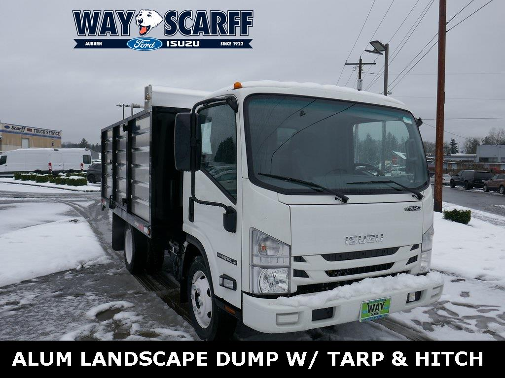 2020 Isuzu NPR-HD 4x2, The Fab Shop Landscape Dump #Y76520 - photo 1