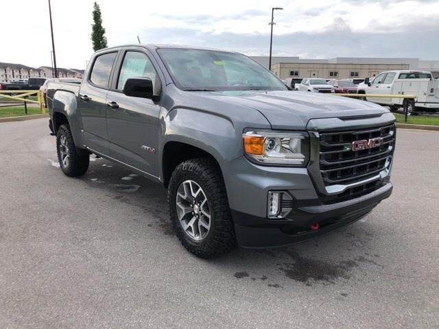 2021 GMC Canyon Crew Cab 4x4, Pickup #21G003 - photo 3