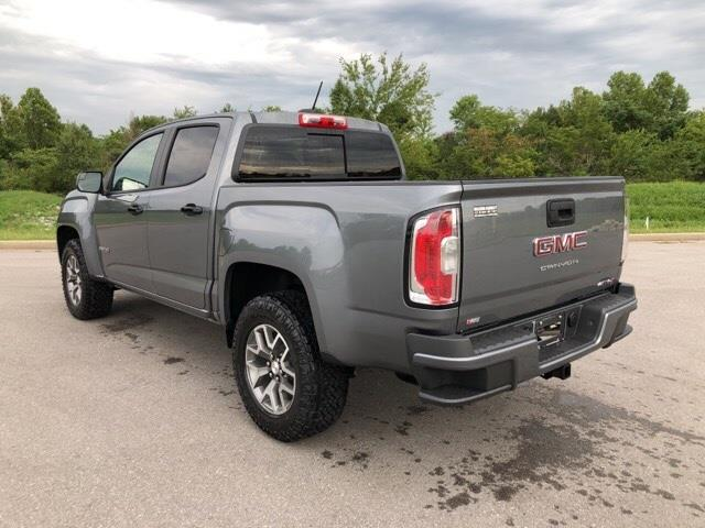 2021 GMC Canyon Crew Cab 4x4, Pickup #21G003 - photo 2
