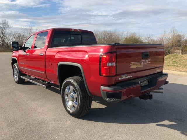 2019 GMC Sierra 3500 Crew Cab 4x4, Pickup #21G062A - photo 1