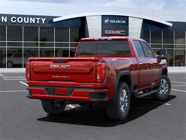 2021 GMC Sierra 3500 Crew Cab 4x4, Pickup #21G126 - photo 1