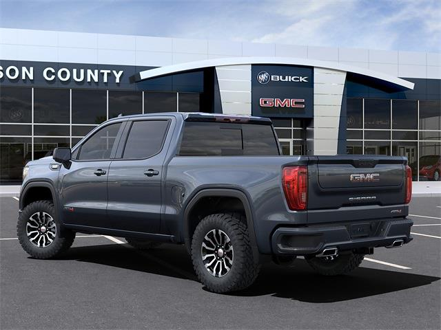 2021 GMC Sierra 1500 Crew Cab 4x4, Pickup #21G147 - photo 4