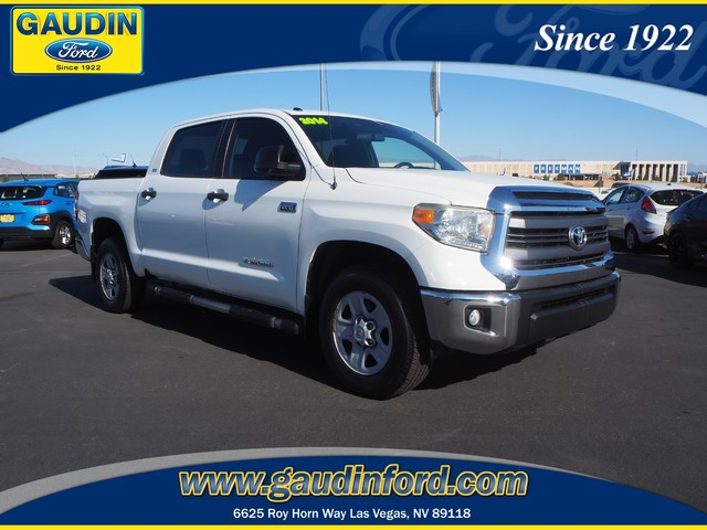 2014 Tundra Crew Cab 4x2, Pickup #20T0288B - photo 1