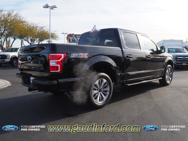 2018 F-150 SuperCrew Cab 4x2, Pickup #20T0396A - photo 1