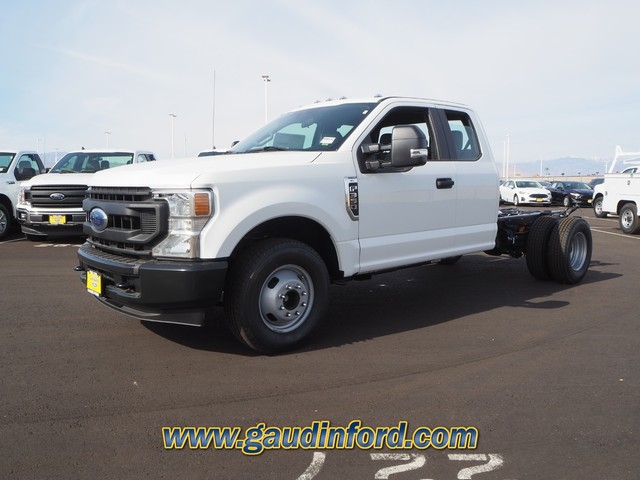 2020 F-350 Super Cab DRW 4x2, Cab Chassis #20T0454 - photo 4