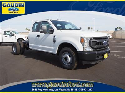 2020 F-350 Super Cab DRW 4x2, Cab Chassis #20T0454 - photo 1