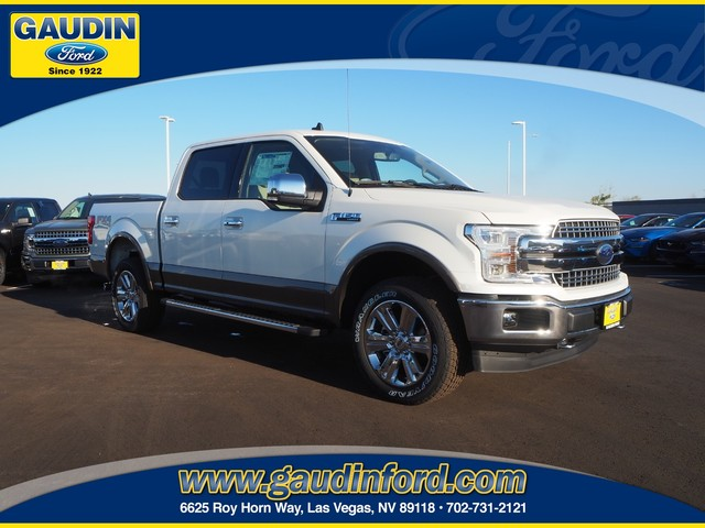 2020 F-150 SuperCrew Cab 4x4, Pickup #20T0505 - photo 1