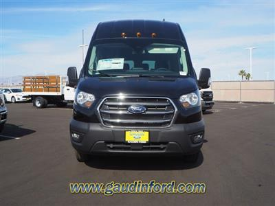2020 Transit 350 HD High Roof DRW RWD, Passenger Wagon #20T0560 - photo 3