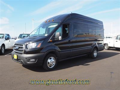 2020 Transit 350 HD High Roof DRW RWD, Passenger Wagon #20T0560 - photo 4