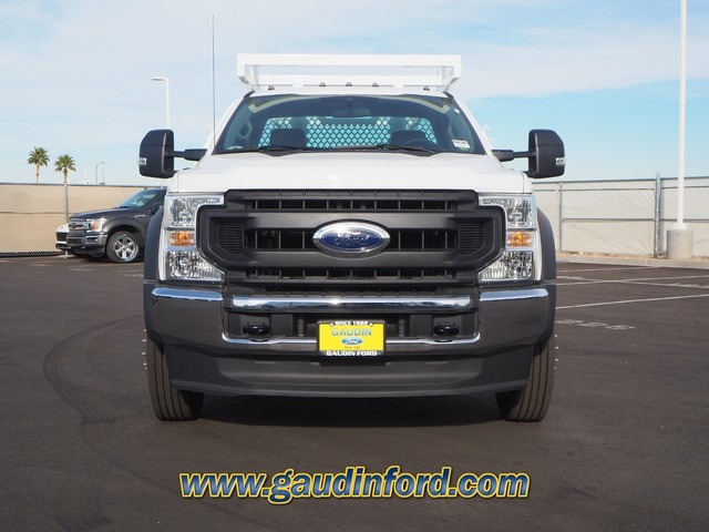 2020 Ford F-450 Regular Cab DRW 4x2, Royal Contractor Body #20T0579 - photo 3
