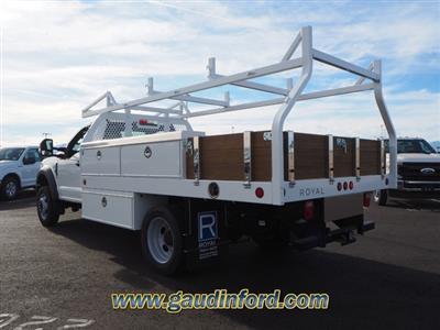 2020 F-450 Regular Cab DRW 4x2, Royal Contractor Body #20T0579 - photo 2