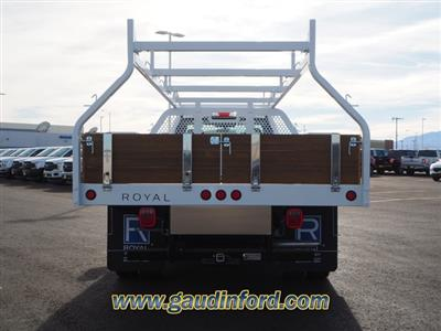 2020 Ford F-450 Regular Cab DRW 4x2, Royal Contractor Body #20T0579 - photo 5