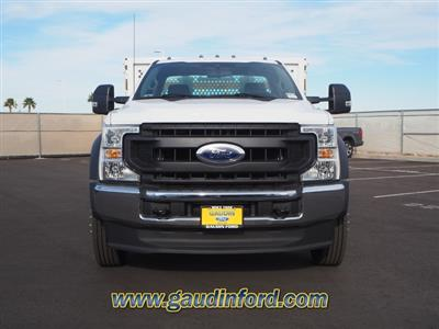 2020 Ford F-550 Regular Cab DRW 4x2, Royal Stake Bed #20T0661 - photo 3