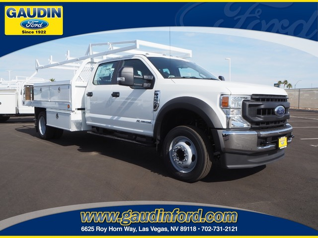 2020 F-550 Crew Cab DRW 4x2, Royal Contractor Body #20T0691 - photo 1