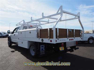 2020 F-550 Crew Cab DRW 4x2, Royal Contractor Body #20T0691 - photo 2