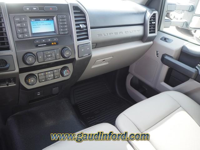 2020 F-550 Regular Cab DRW 4x2, Royal Contractor Body #20T0692 - photo 10