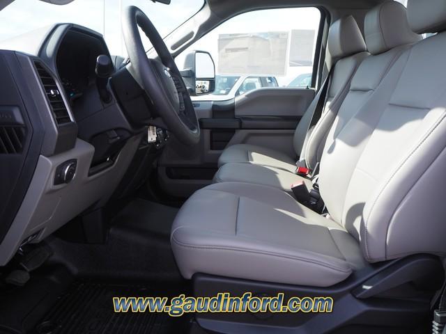 2020 F-550 Regular Cab DRW 4x2, Royal Contractor Body #20T0692 - photo 8